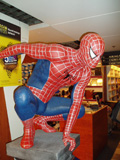 Spiderman in Spain, 2004